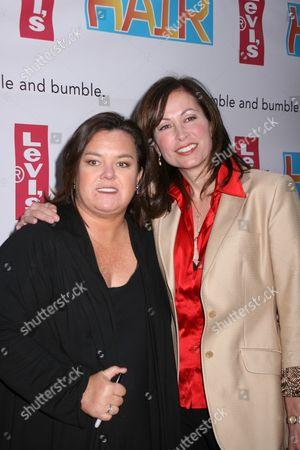 Rosie O'Donnell, Linda Eder