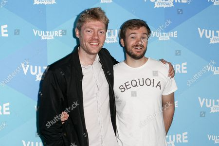 Editorial picture of 'Hollywood Handbook' podcast, Vulture Festival, New York, USA - 21 May 2017