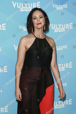 Editorial image of 'Kingdom' TV show panel, Vulture Festival, New York, USA - 21 May 2017
