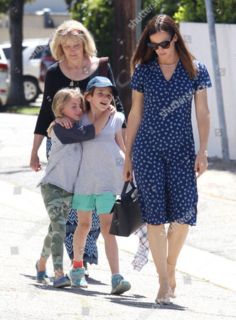 Editorial photo of Jennifer Garner out and about, Los Angeles, USA - 21 May 2017
