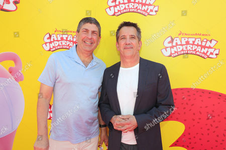 Jeff Shell, Chris DeFaria