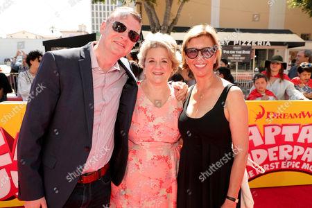 Mark Swift, Bonnie Arnold, Mireille Soria