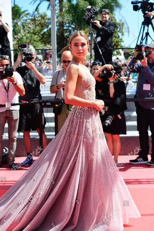 """Editorial picture of CANNES: """"HOW TO TALK TO GIRLS AT PARTIES"""" Premiere, Cannes, France - 21 May 2017"""
