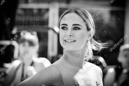 """Editorial photo of CANNES: """"HOW TO TALK TO GIRLS AT PARTIES"""" Premiere, Cannes, France - 21 May 2017"""