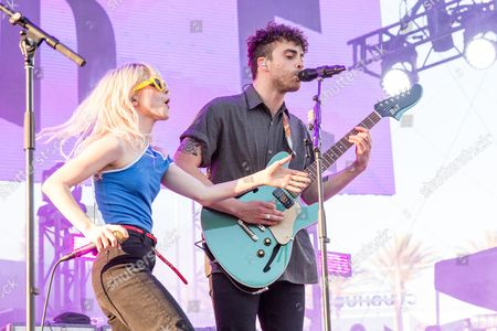 Paramore - Hayley Williams and Taylor York