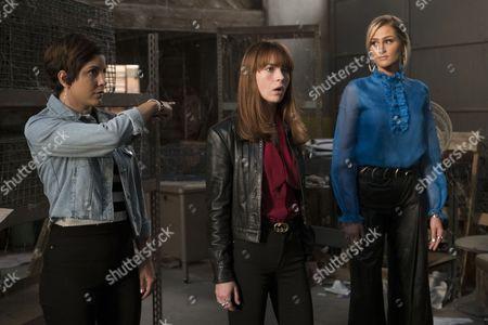 Ellie Reed, Britt Robertson, Amanda Rea