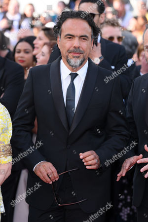 Editorial picture of 'The Killing of a Sacred Deer' premiere, 70th Cannes Film Festival, France - 22 May 2017