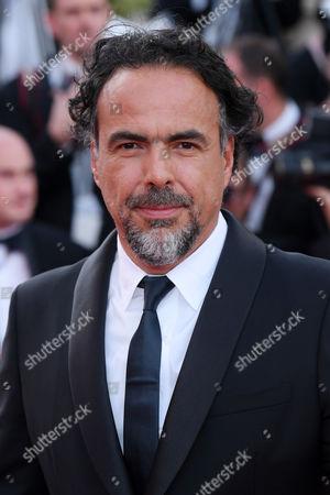 Stock Photo of Alejandro G. Inarritu
