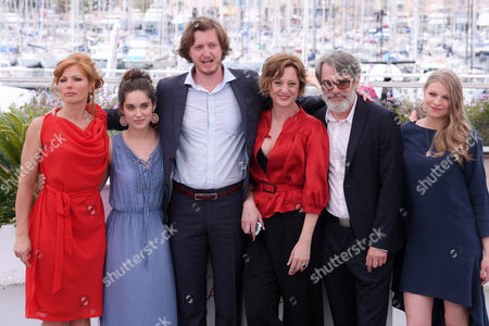Editorial image of 'Out' photocall, 70th Cannes Film Festival, France - 22 May 2017