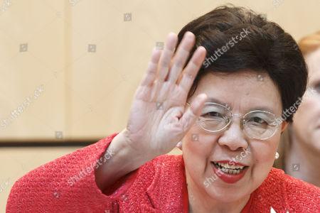 Stock Image of Margaret Chan