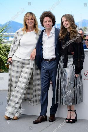 Emma Suarez, Enrique Arrizon and Ana Valeria Becerril