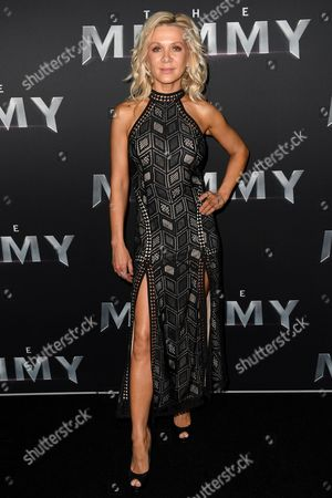 Editorial picture of Premiere of The Mummy in Sydney, Australia - 22 May 2017
