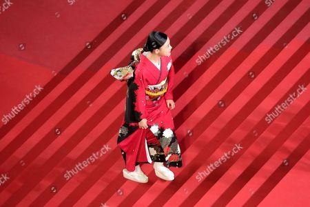 Stock Image of Hanna Sugisaki