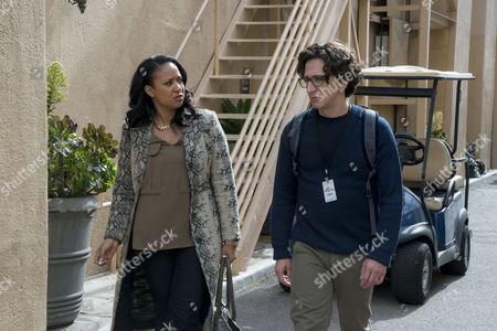 Tracie Thoms, Paul Rust