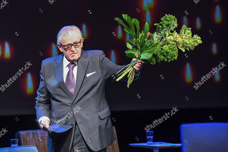 Stock Image of Martti Ahtisaari