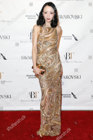 Editorial photo of American Ballet Theater's Spring Gala, Arrivals, New York, USA - 22 May 2017