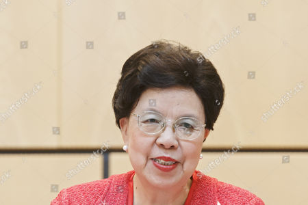 Stock Picture of Margaret Chan