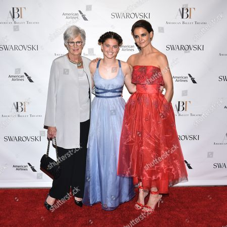 Editorial image of American Ballet Theater's Spring Gala, Arrivals, New York, USA - 22 May 2017
