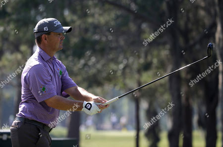 Greg CHalmers Greg Chalmers, of Australia, tees off on the sixth hole during the first round at The Players Championship golf tournament, in Ponte Vedra Beach, Fla