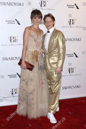 Julie Granger and Denill Simkin