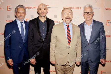 Charles S. Cohen (Chairman, CEO Cohen Media Group), Jonathan Teplitzky (Director), Brian Cox, John Slattery