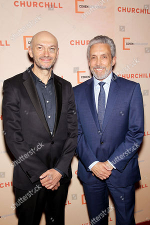 Jonathan Teplitzky (Director), Charles S. Cohen (Chairman, CEO Cohen Media Group)