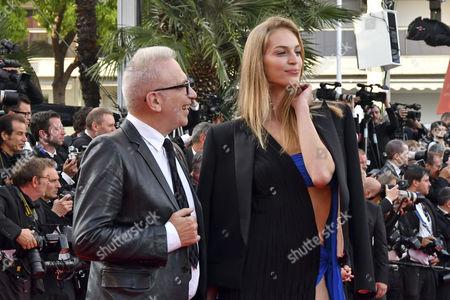 Vanessa Axente, Jean Paul Gaultier