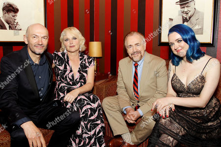 Editorial photo of New York Premiere of Cohen Media Group's 'CHURCHILL' - after Party held at The Carnegie Club, USA - 22 May 2017