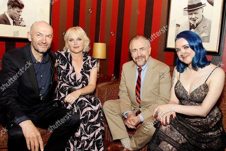 Jonathan Teplitzky (Director), Miranda Richardson, Brian Cox, Alex von Tunzelmann (Screen Writer)