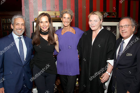 Editorial picture of New York Premiere of Cohen Media Group's 'CHURCHILL' - after Party held at The Carnegie Club, USA - 22 May 2017