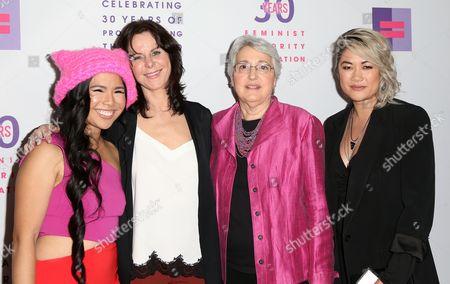 Editorial photo of Feminist Majority Foundation 30th Anniversary Celebration, Los Angeles, USA - 22 May 2017