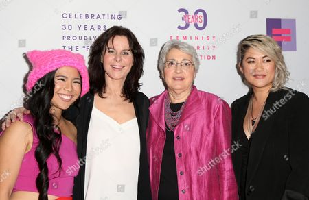 Editorial picture of Feminist Majority Foundation 30th Anniversary Celebration, Los Angeles, USA - 22 May 2017