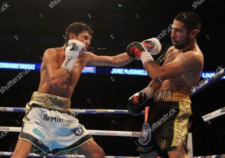 Jamie Mcdonell V Fernando Vargas Matchroom Boxing.