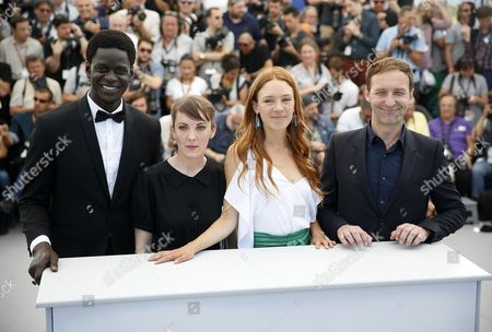 Editorial image of Jeunne Femme Photocall - 70th Cannes Film Festival, France - 23 May 2017