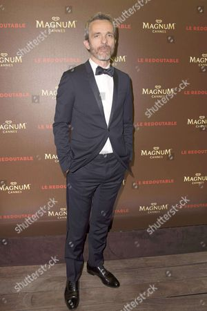 Editorial picture of 'Le Redoutable' Party, 70th Cannes Film Festival, France - 21 May 2017