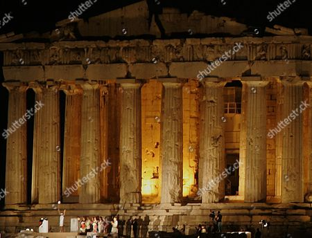 Editorial photo of Olympics Athens 2004 - Aug 2004