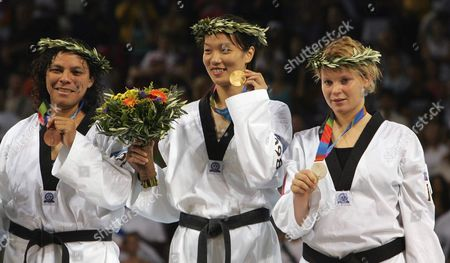 Editorial picture of Olympics Athens 2004 - Aug 2004