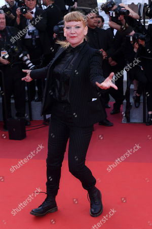 Stock Image of Andrea Arnold