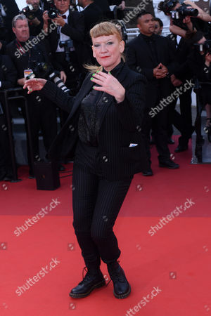 Stock Picture of Andrea Arnold