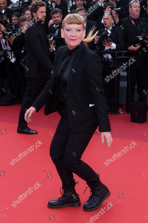 Editorial image of Anniversary Soiree, 70th Cannes Film Festival, France - 23 May 2017