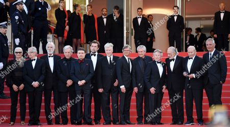 Editorial picture of Anniversary Soiree, 70th Cannes Film Festival, France - 23 May 2017