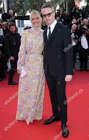Liv Corfixen and Nicolas Winding Refn