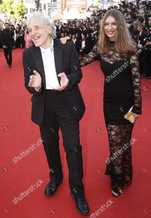 Abel Ferrara and Shanyn Leigh