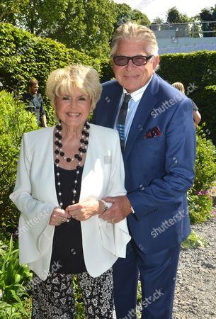 Gloria Hunniford and Husband Stephen Way