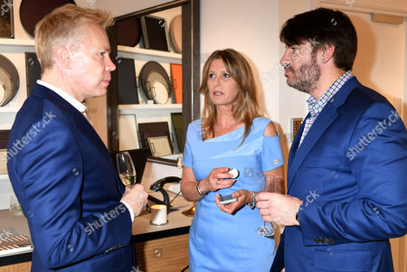 Editorial picture of LINLEY Spring Party, London, UK - 23 May 2017