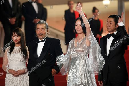 Editorial image of 2017 Hikari Red Carpet, Cannes, France - 23 May 2017