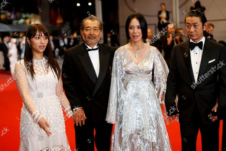 Editorial picture of 2017 Hikari Red Carpet, Cannes, France - 23 May 2017