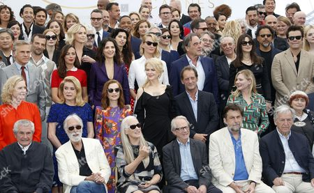 Editorial image of 70th Anniversary photocall, 70th Cannes Film Festival, France - 23 May 2017