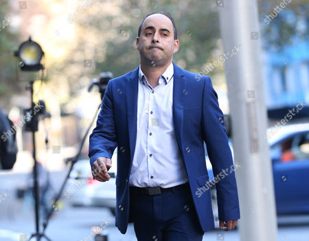 Lindt Cafe siege hostage Paolo Vassallo arrives to the Lindt Cafe siege inquest findings in Sydney, New South Wales (NSW), Australia, 24 May 2017. NSW Coroner Michael Barnes found that gunman Man Haron Monis, who held 18 people hostage inside a Lindt cafe in Sydney in December 2014, was the solely responsible for the deaths and injuries during the Lindt Cafe siege, adding that authorities made major errors in the operation before a hostage was killed.
