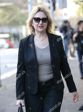 Crown prosecutor Margaret Cunneen arrives to the Lindt Cafe siege inquest findings in Sydney, New South Wales (NSW), Australia, 24 May 2017. NSW Coroner Michael Barnes found that gunman Man Haron Monis, who held 18 people hostage inside a Lindt cafe in Sydney in December 2014, was the solely responsible for the deaths and injuries during the Lindt Cafe siege, adding that authorities made major errors in the operation before a hostage was killed.